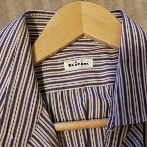 Kiton Napoli Men's shirt